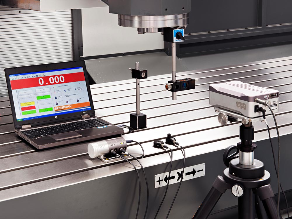 Control de calidad en las máquinas herramienta usadas de Maquinaria Colás