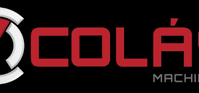 Logotipo Maquinaria Colás