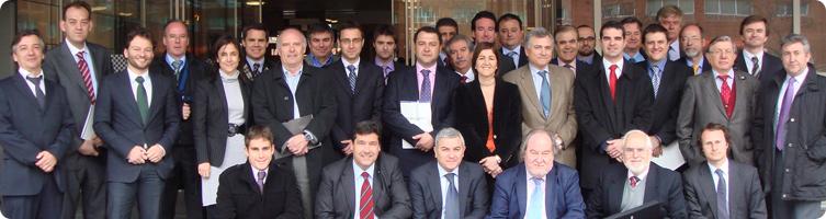 Foto Miembros Aimhe en la 6º asamblea de la asociación