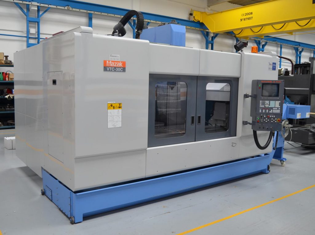 Used Vertical Machining Centers | Maquinaria Colás
