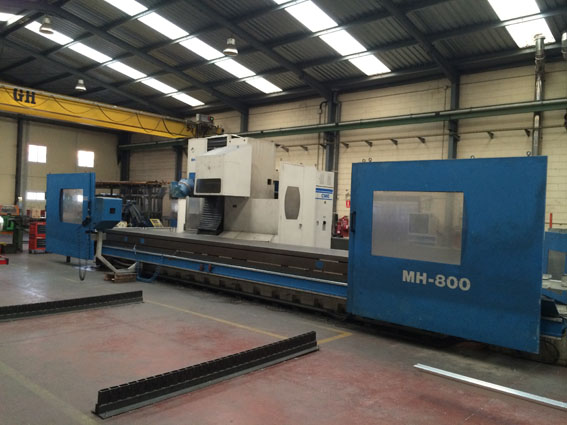 Liquidation Sale: Used CME milling machine