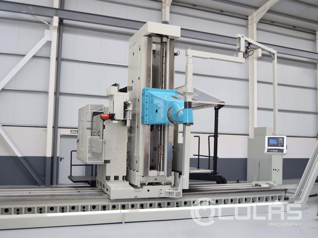 Second Hand Anayak HVM-8000 Floor Type Milling Machine