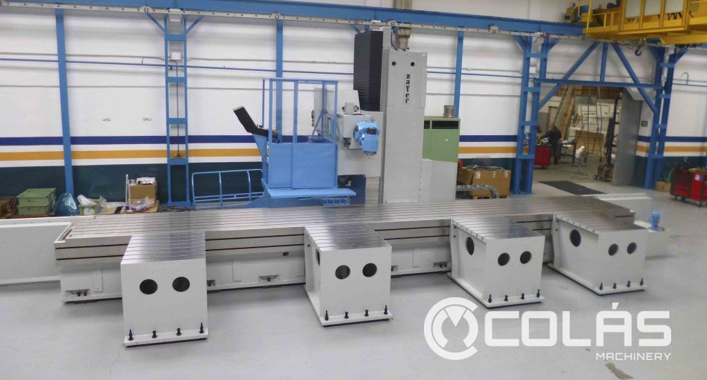 Second Hand Traveling Column Milling Machine