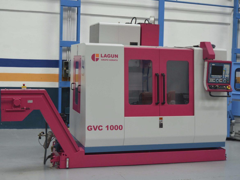 Centro Mecanizado Vertical Lagun GVC 1000
