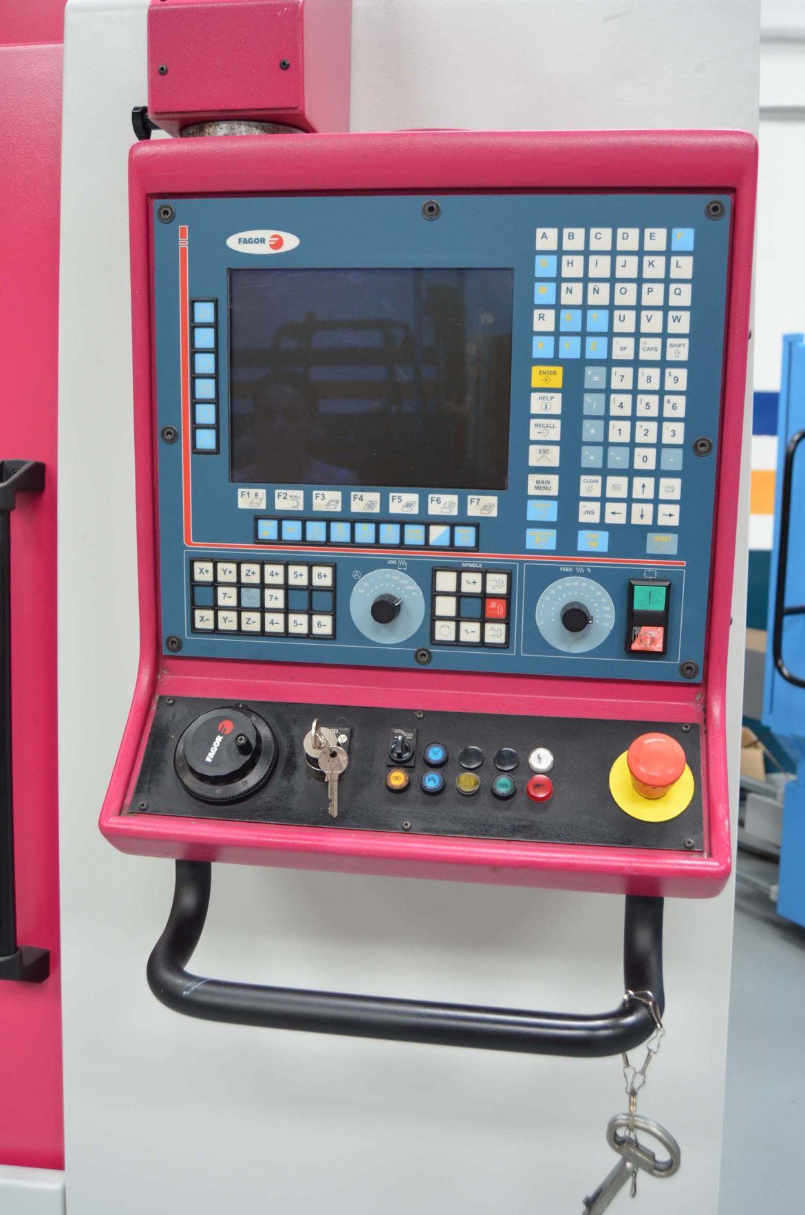 Centro Mecanizado Usado Lagun GVC 1000