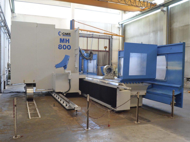 Fresadora de Columna Móvil CME MH-800 de ocasión