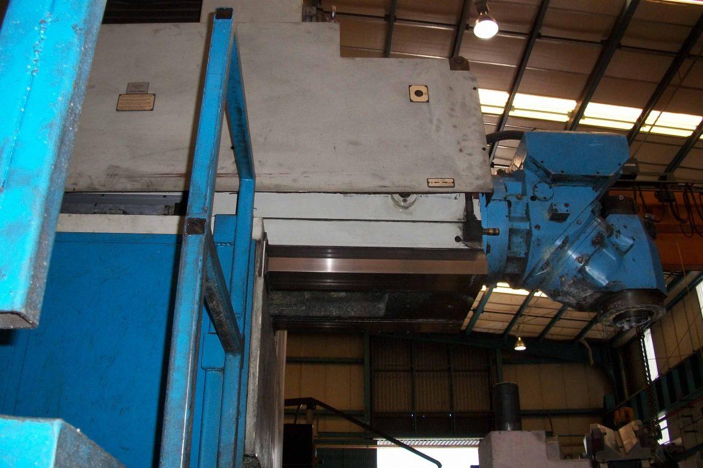 Fresadora Columna Móvil ZAYER 30 KC4000 de segunda mano