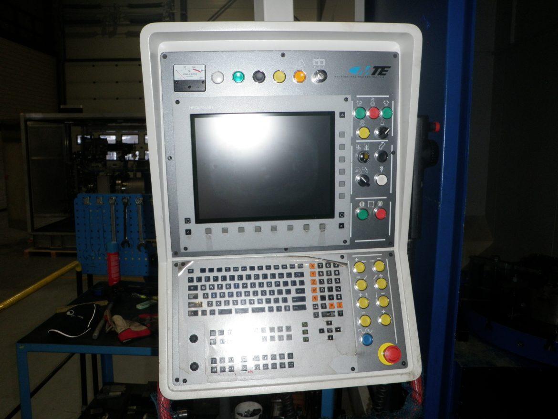 Fresadora MTE BF-4200 con control Heidenhain 530