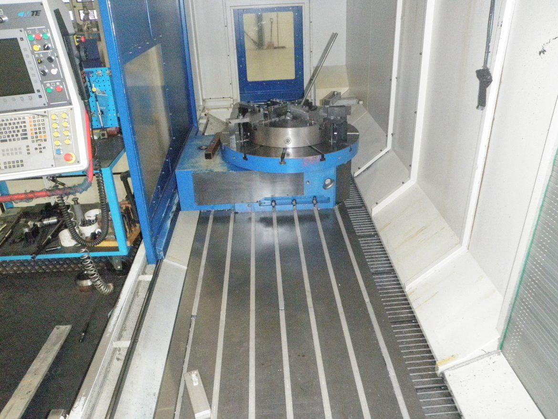 Fresadora de Bancada MTE BF-4200 con divisor