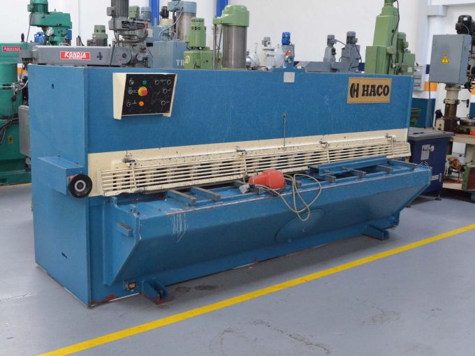 Second Hand HACKO Hydraulic Guillotine