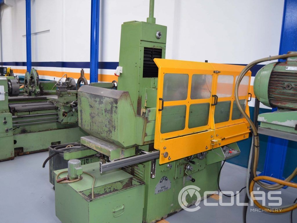 Used GER RSA 750 Grinding Machine