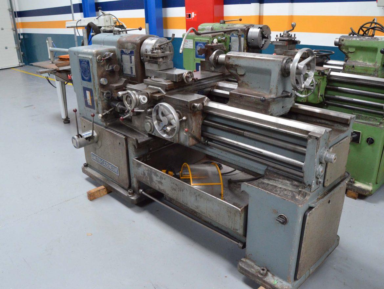 Torno paralelo Amutio HB 575x1000 USADO