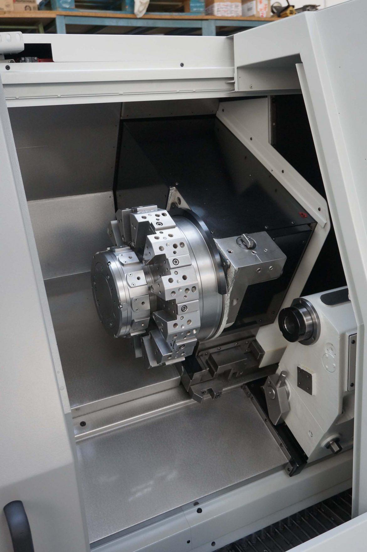 Torno CMZ TL-20 de Ocasión en Maquinaria Colás