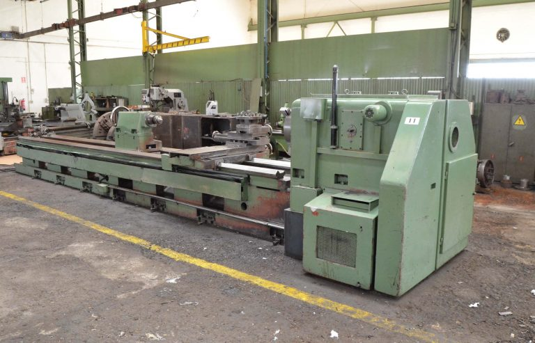 Used Guruzpe Super-BT 1000x6000 Lathe