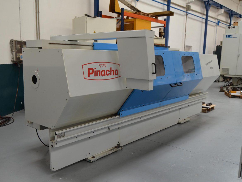Torno CNC Pinacho Taurus 260 de segunda mano en venta