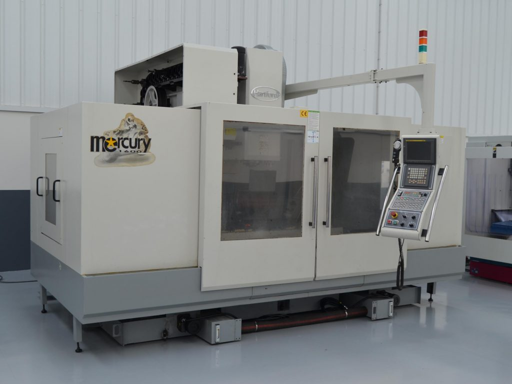 Used Hartford Mercury machining center