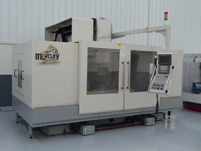 Centro Mecanizado Vertical Harford Mercury VMD 1600