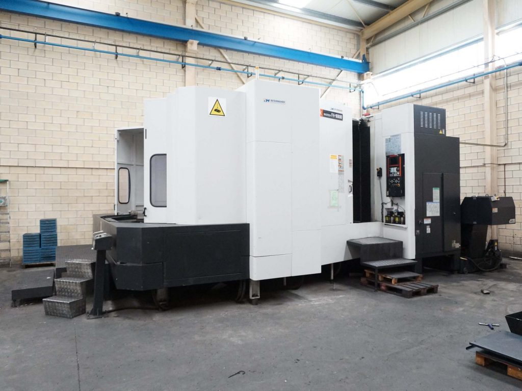 Used Mazak Horizontal Machining Center