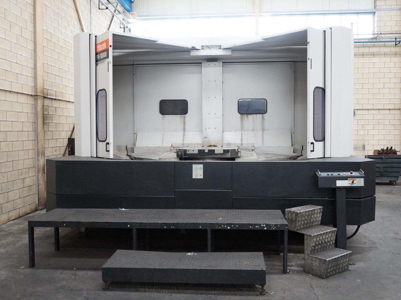 Centro Mecanizado Horizontal MAZAK FH-10800 USADO