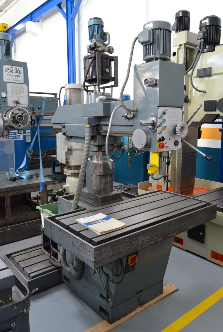 Used Irsasa RSH-32 drilling machine