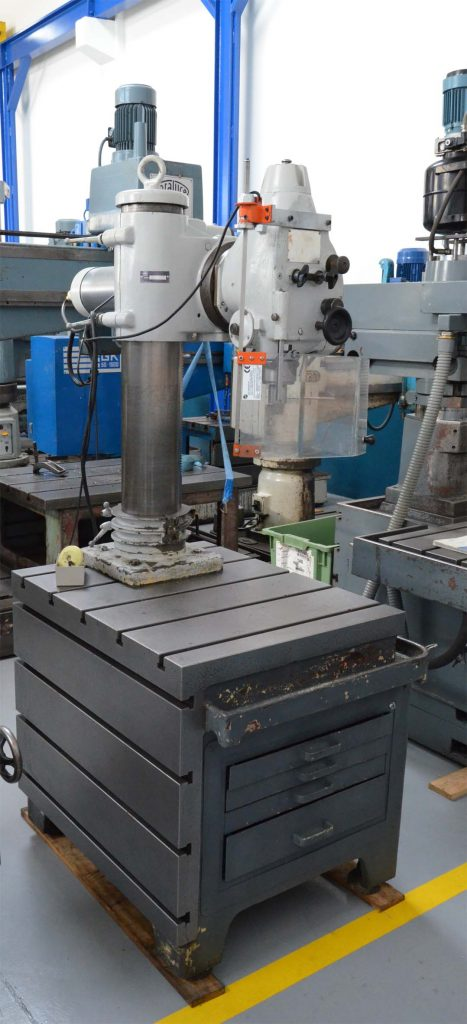 Used Oerlikon-32 Drilling Machine