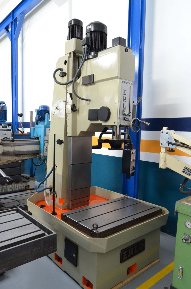 Prismatic Column Drilling Machine