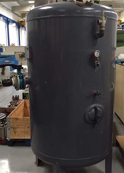 Compresor de tornillo Atlas Copco GA 55 VSD Calderin