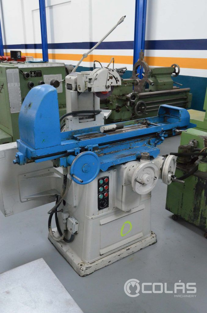 Churchill NB-240 Used Grinding Machine