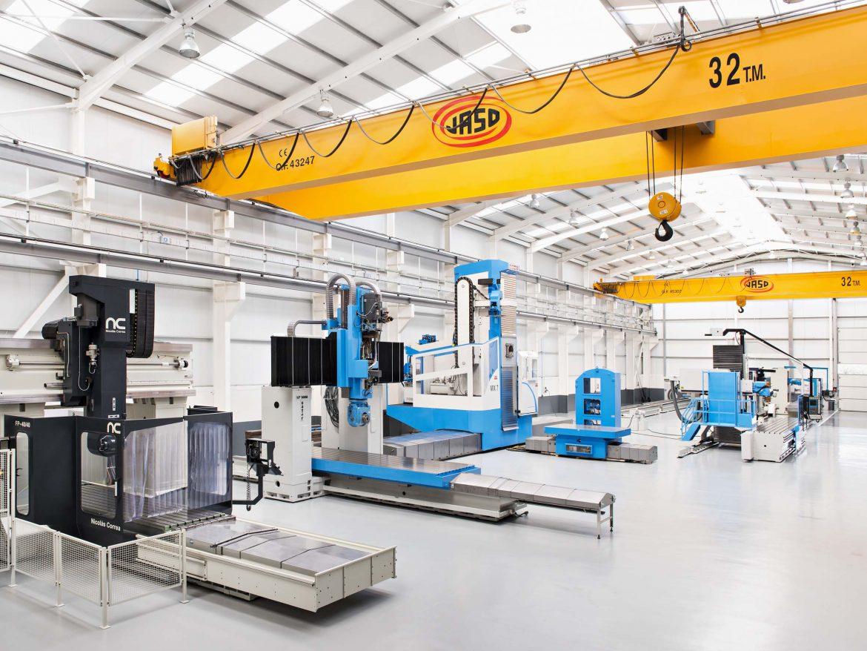 Almacén Maquinaria Industrial Usada