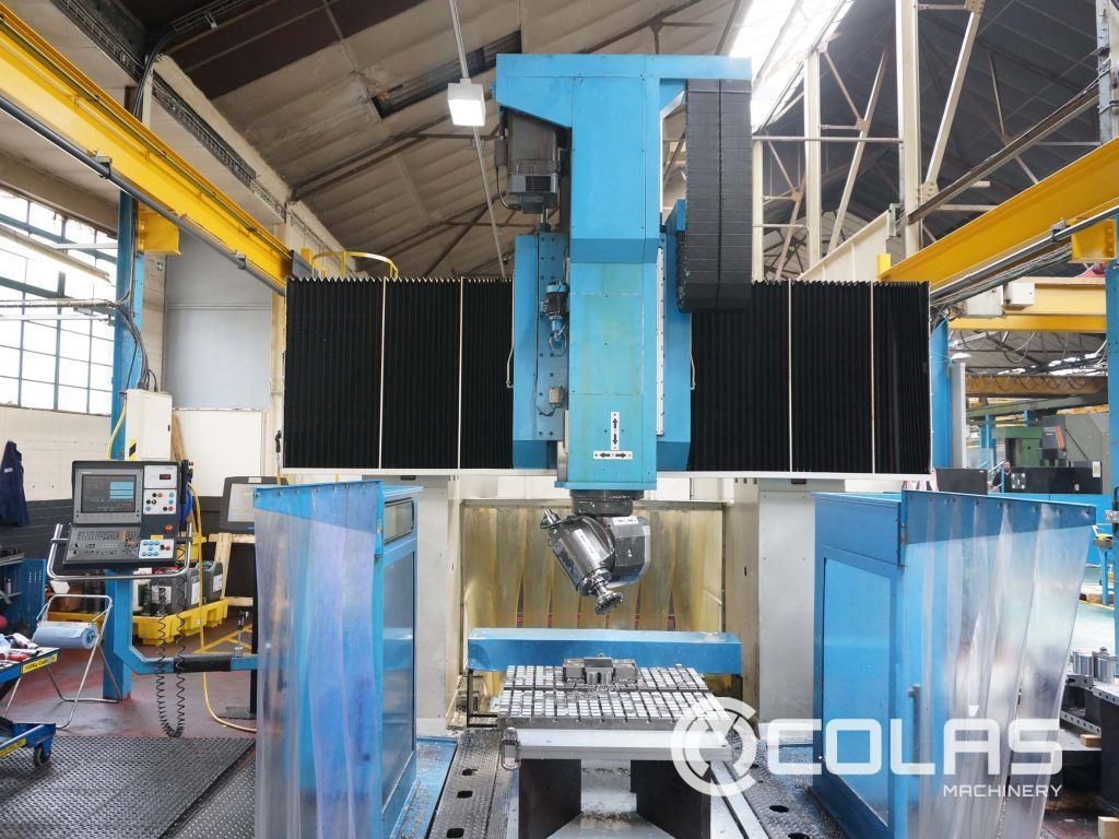 Second Hand Correa FP40/30 Bridge Type Milling Machine