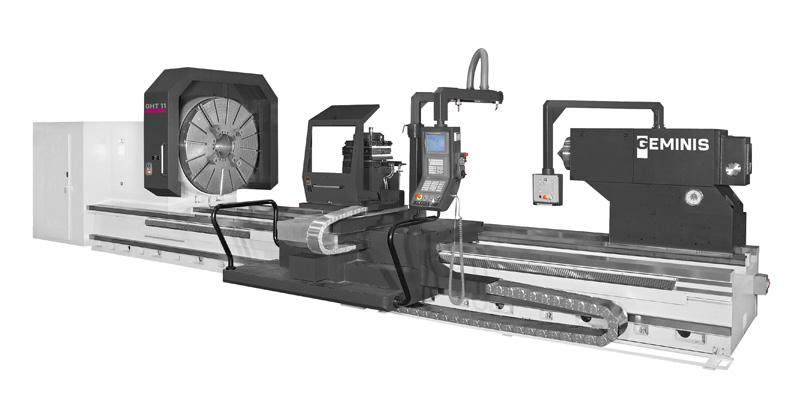 HORIZONTAL CNC Lathe Geminis GT11