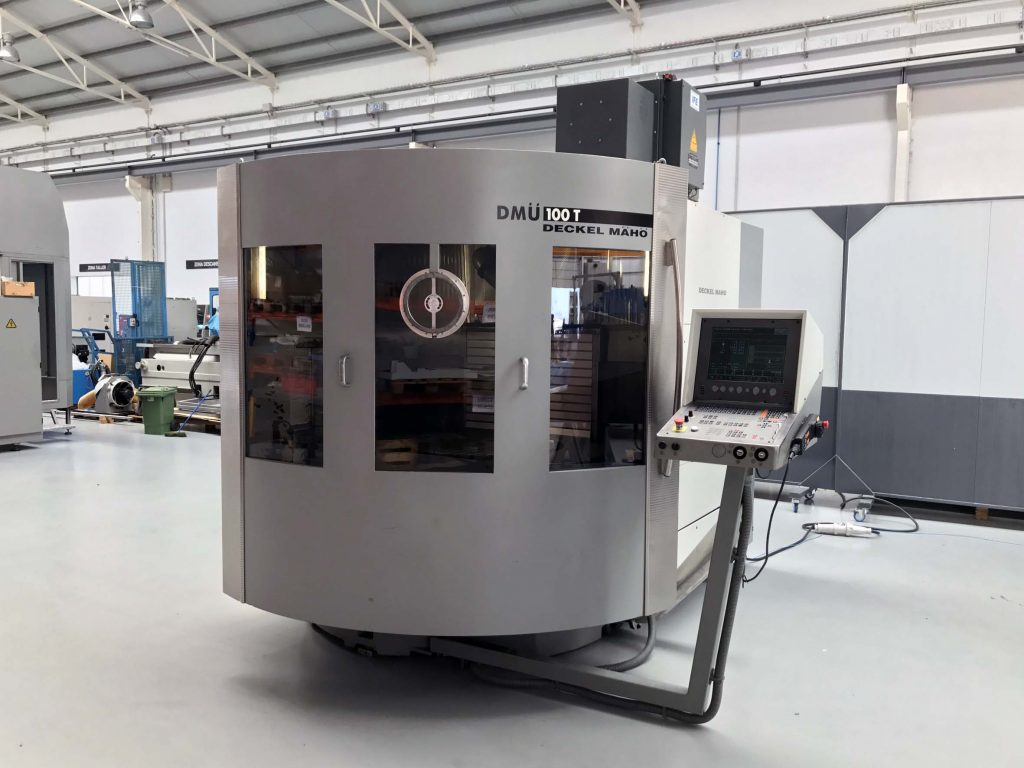 5 Axis Machining Center DMG DMU 100T