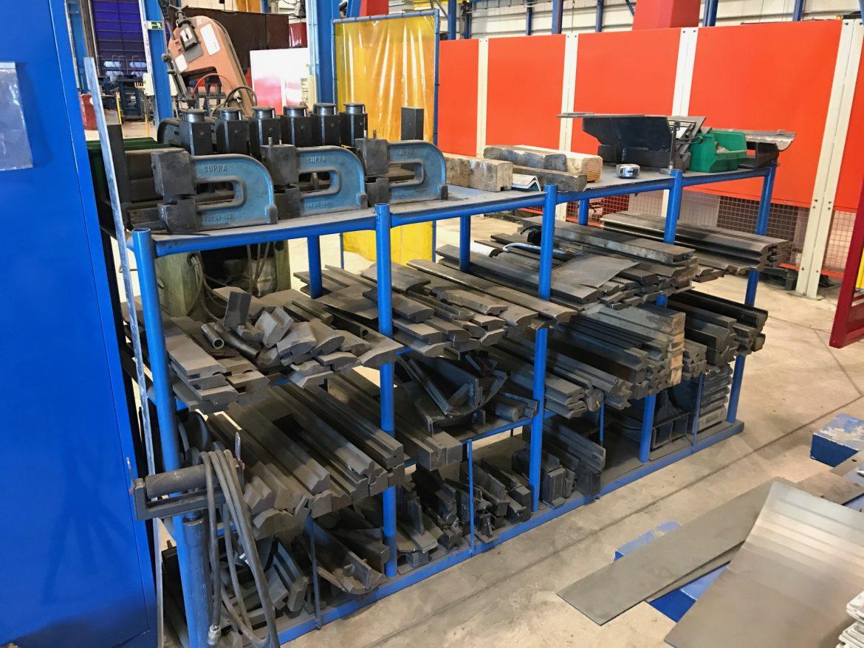 Venta / Liquidación de herramientas para el metal