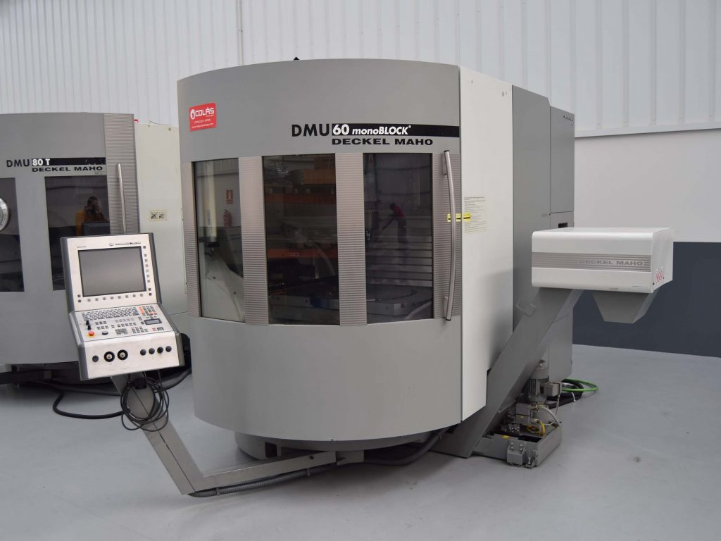 Second Hand DMG DMU 60 Monoblock