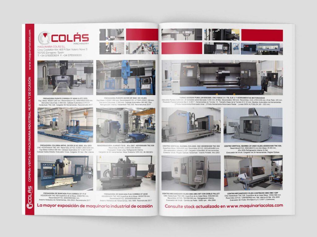 Maquinaria para el Metal Usada
