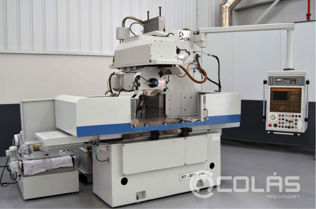 Used Danobat Grinding Machine