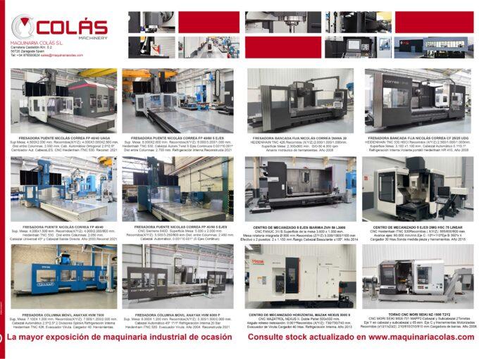 Maquinaria Metalúrgica de Segunda Mano