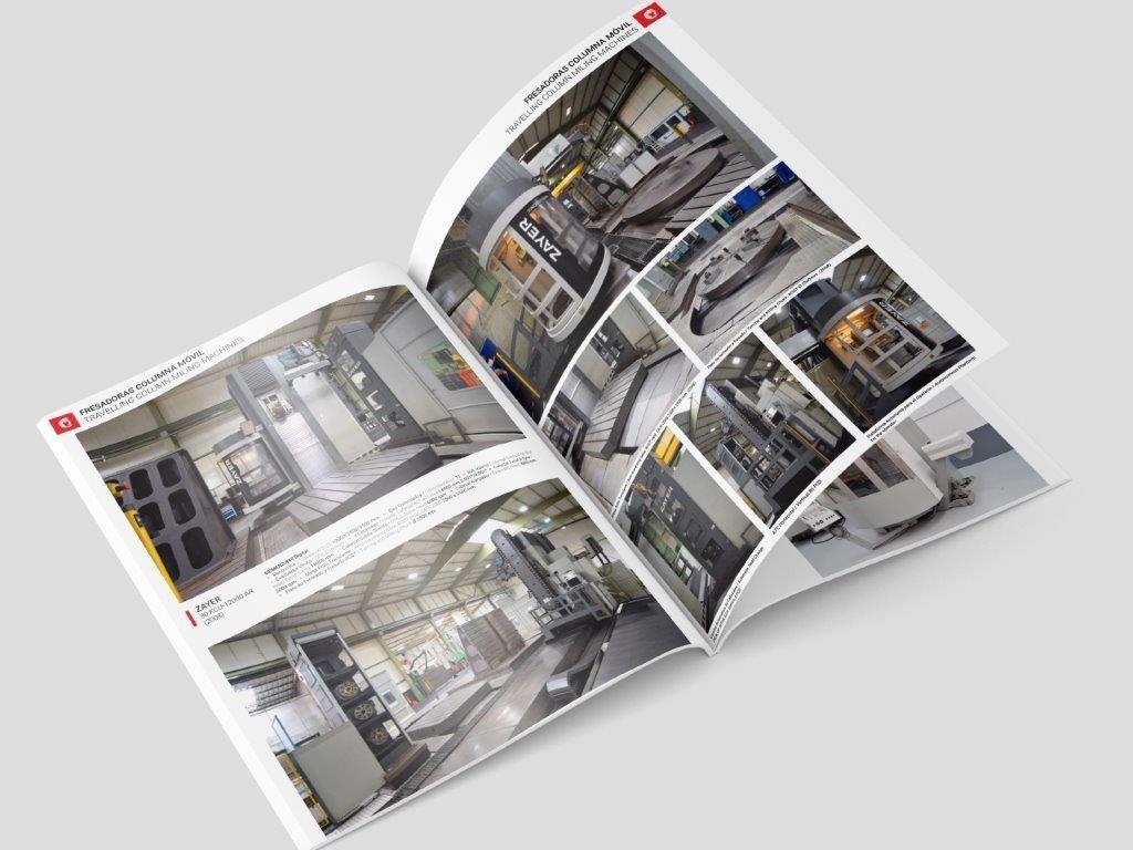 Catálogo Fresdoras Usadas