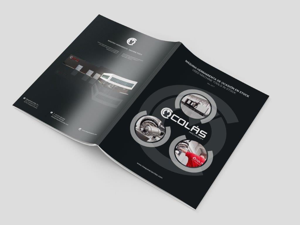 Catálogo Maquinaria Metalurgica Ocasión