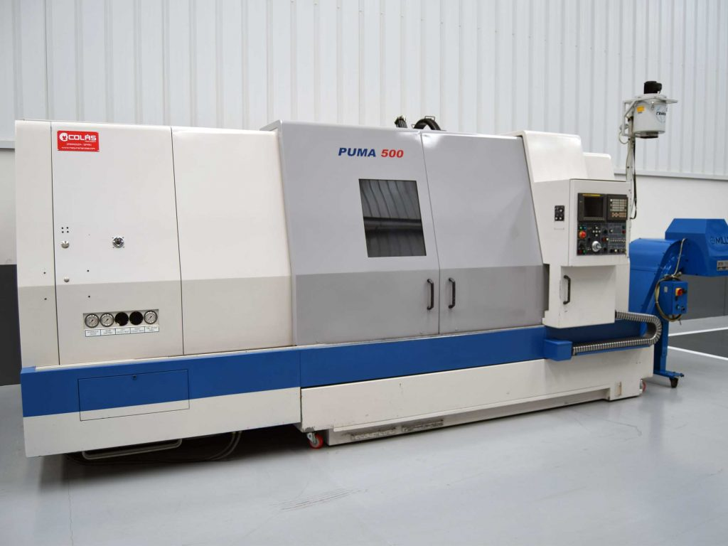 CNC Lathe Doosan Puma 500 for sale