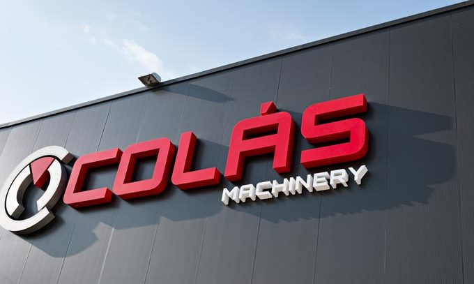The best used machine tools at Colás Machinery