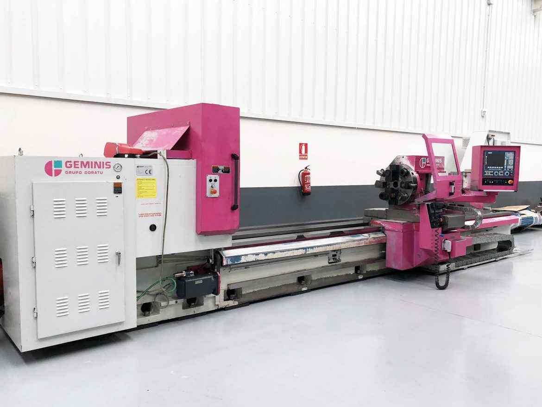 TORNO GEMINS GHT-7 G4 1100x5000