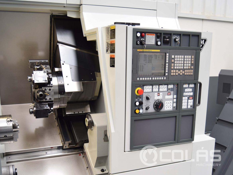 Torno CNC de segunda mano CMZ TA20Y usado