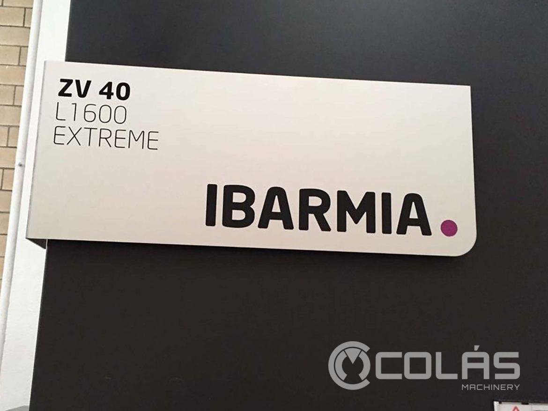 IBARMIA ZV40 EXTREME L1600 de segunda mano