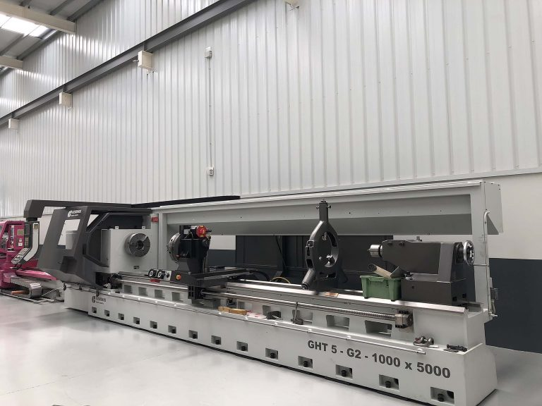 Used Geminis GHT5 G2 100x5000