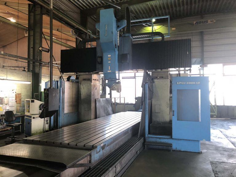 Second Hand ZAYER KPCU8000 AR for sale