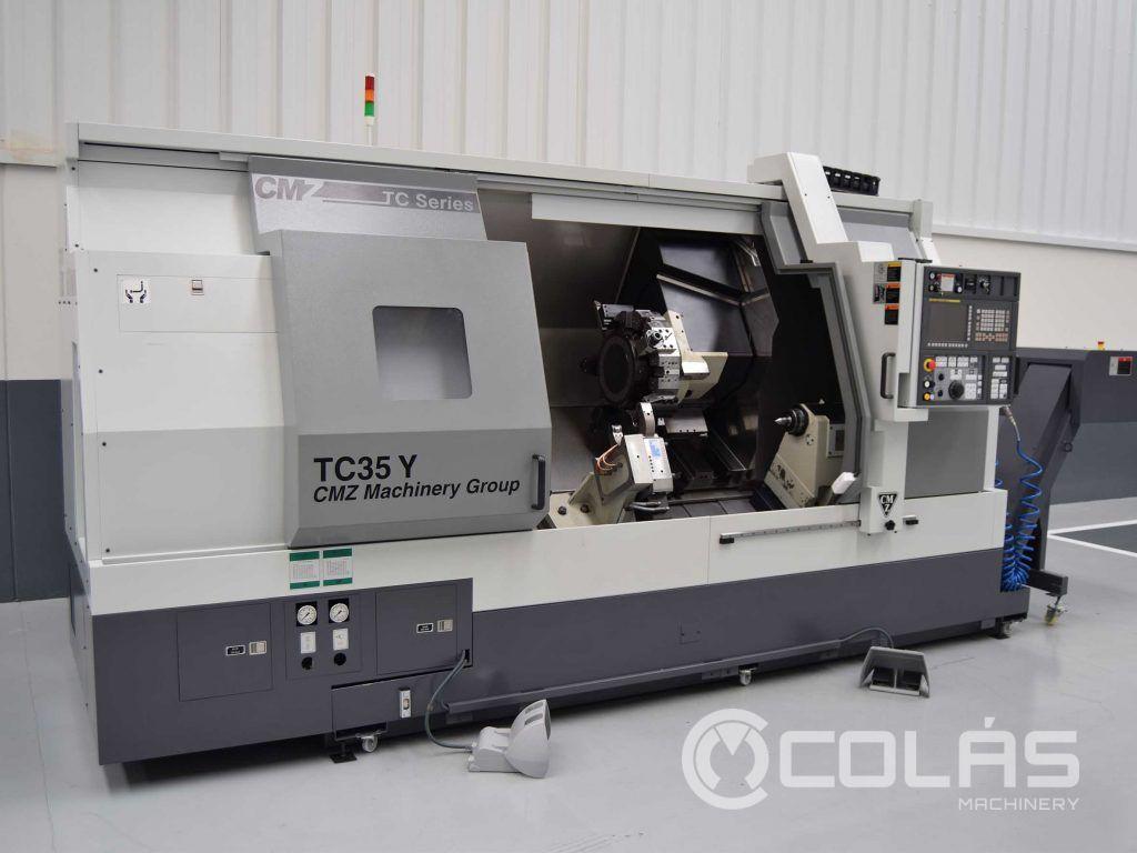 CMZ TC35 Y 1350 (2016)