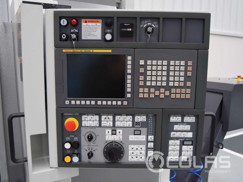 Tornos CMZ usados con control FANUC