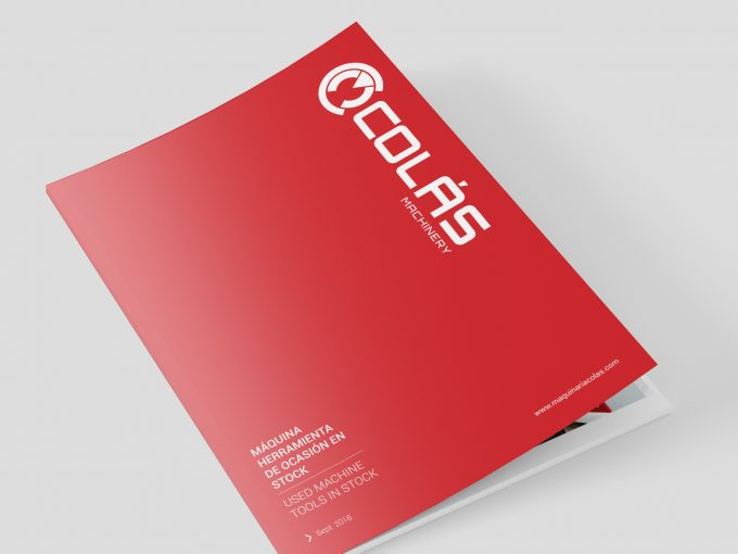 Catálogo Máquina-Herramienta usada 2018