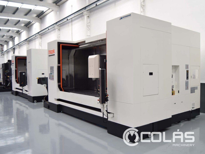 Centro Mazak VTC 820 Usado en venta en Maquinaria Colas
